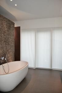 waterbestendig, schimmelwerend: shower linen van Osborne + Little
