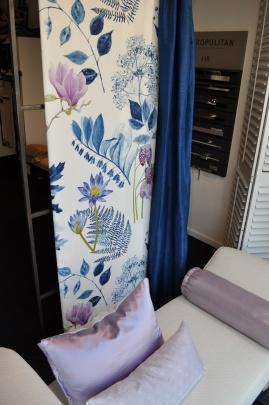 Stof met print uit 100% katoen - geschikt voor overgordijnen, stores, stoffering, kussens en losse hoezen