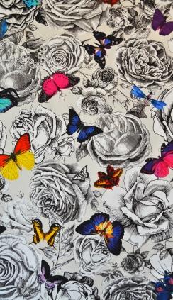 Butterfly Gardens van Osborne and Little -